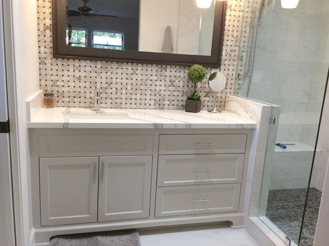 Flush Inset Bathroom Temecula
